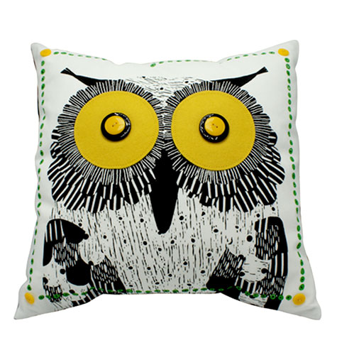 owl-cushion