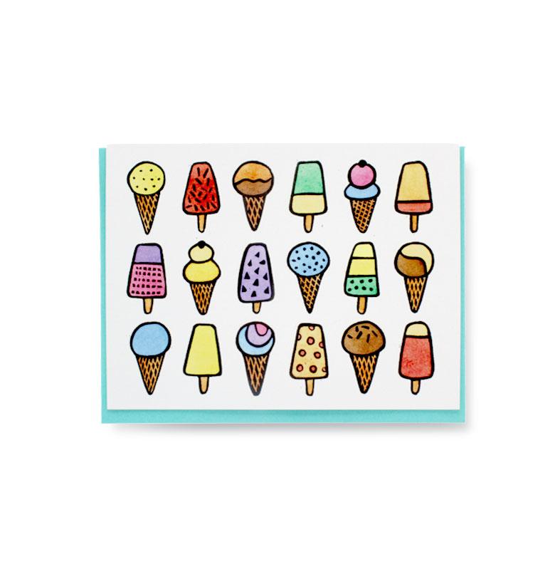 ice-cream-and-ice-pop-greeting-card-ct